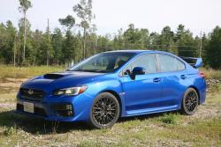 Day by Day Review: 2015 Subaru WRX STI car test drives subaru daily car reviews