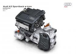 2015 Audi A3 E-tron Hybrid
