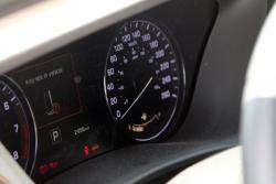2015 Hyundai Genesis 5.0 Ultimate gauges