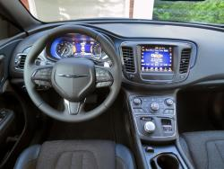 Test Drive: 2015 Chrysler 200S AWD chrysler car test drives