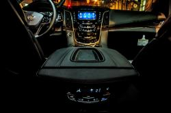 2015 Cadillac Escalade centre stack
