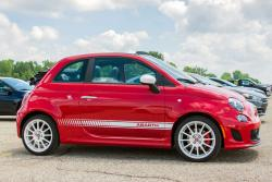 First Drive: 2015 Fiat 500 Abarth Automatic first drives fiat