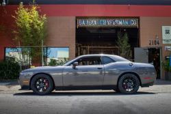 First Drive: 2015 Dodge Challenger Hellcat first drives dodge
