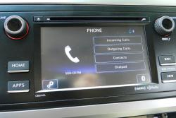 Subaru Starlink Phone menu