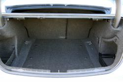 2015 BMW M3 trunk