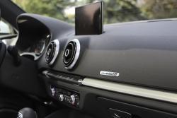 2015 Audi A3 dashboard