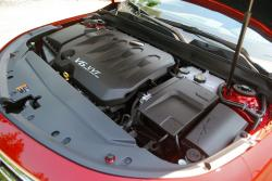 2015 Chevrolet Impala LTZ engine bay