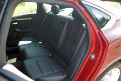 2015 Chevrolet Impala LTZ rear seats
