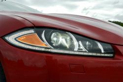 2015 Jaguar XFR-S headlight