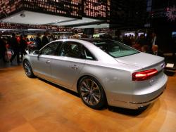 2015 Audi A8 and S8