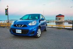 Test Drive: 2015 Nissan Micra SV car test drives nissan car history and auto shows