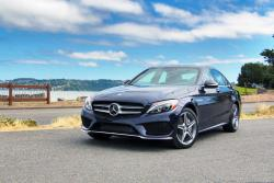 First Drive: 2015 Mercedes-Benz C-Class (C 300 and C 400)
