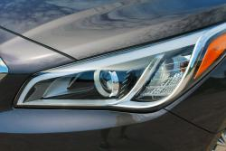 2015 Hyundai Sonata Limited headlight