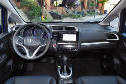2015 Honda Fit dashboard