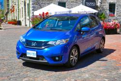 First Drive: 2015 Honda Fit