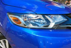 2015 Honda Fit headlight