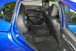 2015 Honda Fit Magic Seat configuration