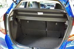 2015 Honda Fit cargo area