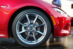2016 Mazda MX-5 wheel