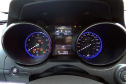 2015 Subaru Legacy 2.5i Touring CVT gauges