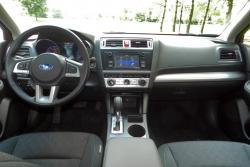 2015 Subaru Legacy 2.5i Touring CVT dashboard