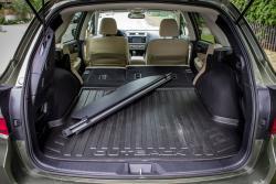 2015 Subaru Outback cargo area
