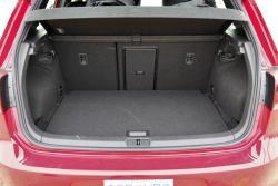 2015 Volkswagen GTI cargo area