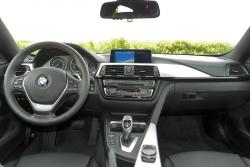 2015 BMW 428i Gran Coupe dashboard