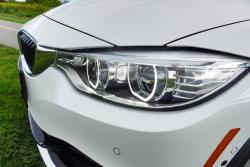 2015 BMW 428i Gran Coupe headlight