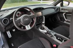 2015 Scion FR-S dashboard