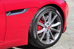 2015 Jaguar F-Type Coupe V6S wheel