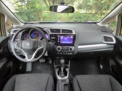 2015 Honda Fit EX CVT dashboard