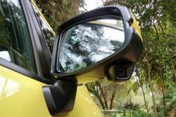 2015 Honda Fit EX CVT side mirror