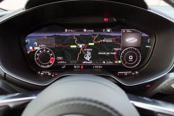 2016 Audi TTS virtual cockpit full navigation