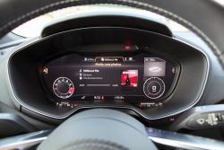 2016 Audi TTS virtual cockpit media information