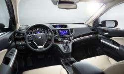 2015 Honda CR-V dashboard