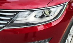2015 Lincoln MKC 2.3L EcoBoost headlight