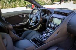 2015 Jaguar F-Type Coupe V6S driver's seat