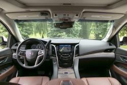 2015 Cadillac Escalade ESV Premium dashboard