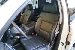 2015 Chevrolet Tahoe front seats