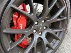 2015 Dodge Charger SRT Hellcat wheel