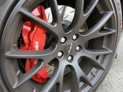 2015 Dodge Charger SRT Hellcat wheel