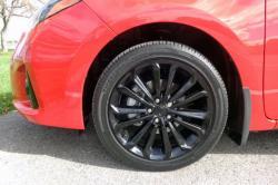 2015 Toyota Corolla 50 Anniversary Special Edition wheel