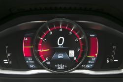 2015 Volvo S60 T6 Drive-E tachometer