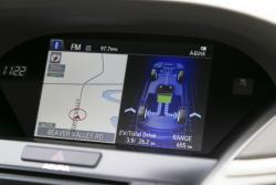 2015 Acura RLX Sport Hybrid SH-AWD navigation