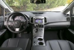 2015 Toyota Venza AWD Limited dashboard