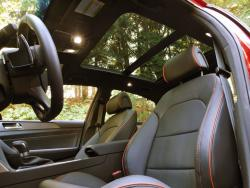 2015 Hyundai Sonata Ultimate 2.0T sunroof