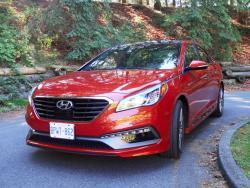 2015 Hyundai Sonata Ultimate 2.0T