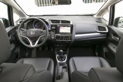 2015 Honda Fit EX-L dashboard