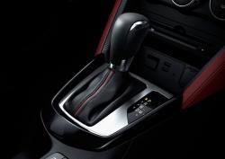 2016 Mazda CX-3 shifter